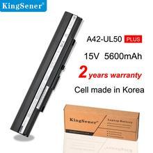KingSener 15V 84WH A42-UL50 Batterie Dordinateur Portable Pour ASUS UL30 UL30A U30JC UL50 UL80 U30 U35 U45 UL30A UL80A SÉRIE A41-UL80 A42-UL30