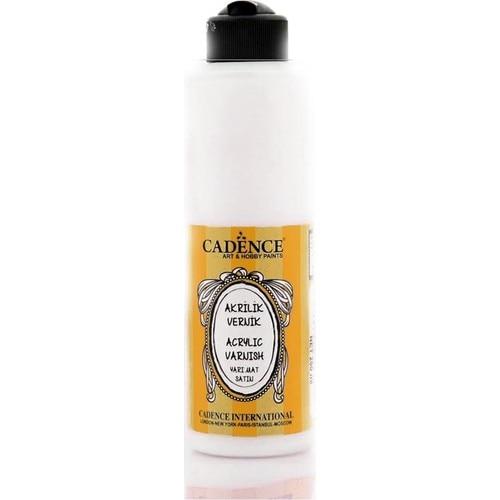 Cadence Water-Based Varnish Semi Dull 250 ml