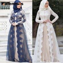 Musulman Abaya robe femmes islamique vêtements dentelle Vintage caftan Long dubaï arabe eau africaine fête mariage dubaï Maxi grande taille 5XL
