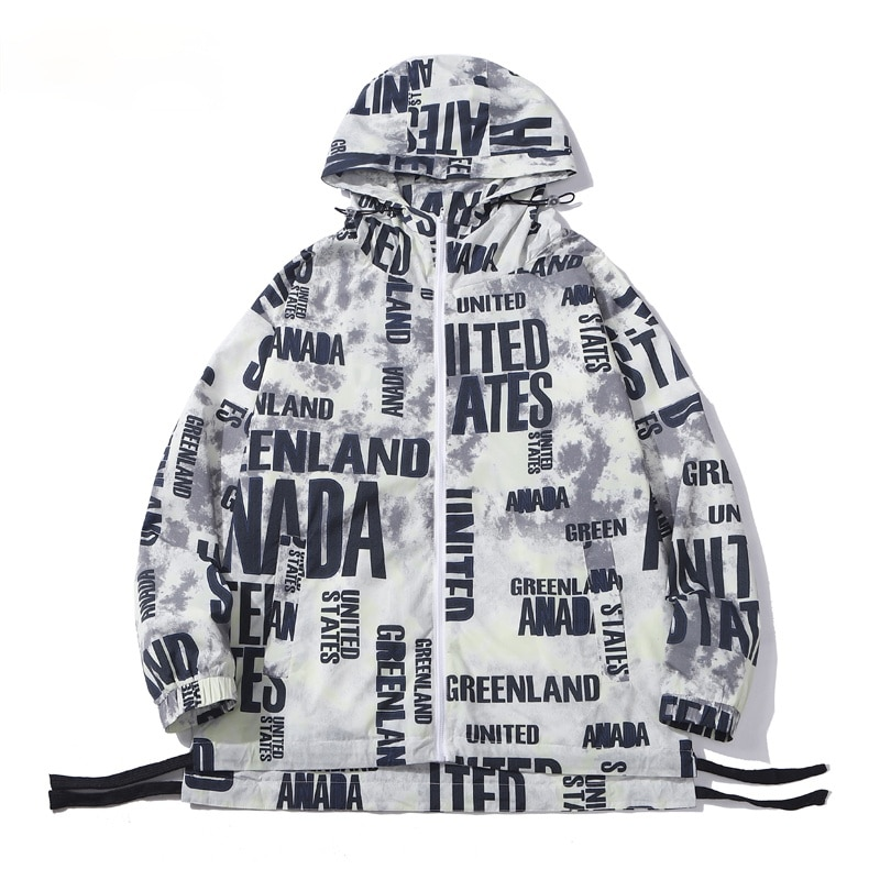 2021 Женское пальто Мужская Женская Повседневная Солнцезащитная одежда куртки ветрозащитная светильник Кая непромокаемая ветровка
