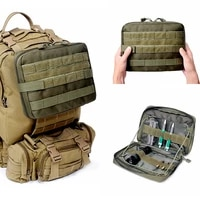 hot military tactical molle medical first aid pouch outdoor sport nylon multifunction backpack accessory army hunting tool bag