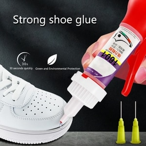 30ml Quick Dry Portable Waterproof Multi Purpose Super Adhesive Shoe Repair Glue