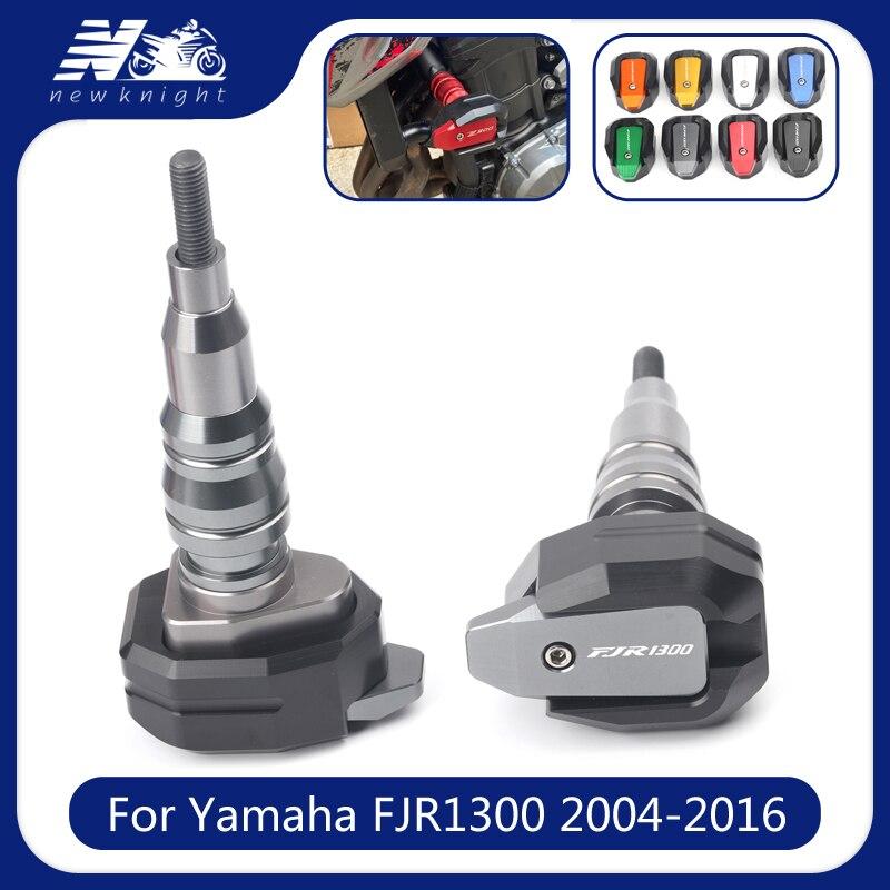 Yamaha FJR 1300 2004-2016 2015 إطار حماية للدراجات النارية من السقوط ، هدية الانسيابية ضد الصدمات ، ملحقات واقية