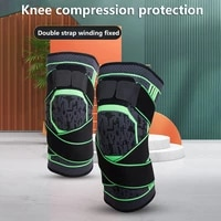 1pcs men women sports knee support compression sleeves joint pain arthritis relief running fitness elastic knee pads