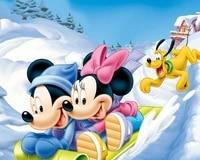 disney 5d diamond painting full square goofy mickey mouse and minnie mouse diamond mosaic cartoons animal home decor