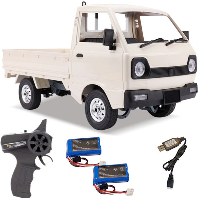 RC CAR 1/10 Full Scale Simulation Drift Climbing Car Crawler Toys Remote Control Car Driving RC Toy Modified Truck
