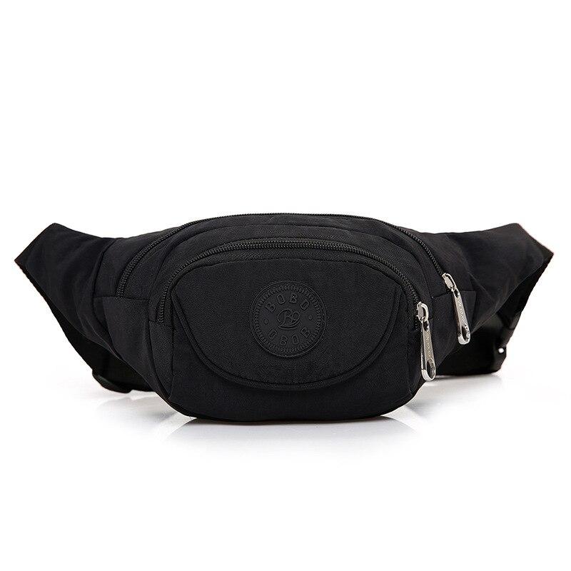 Bolsa de Nylon resistente al agua ligera y práctica, bolsa de deporte para correr para parejas de estilo coreano, bolsa de ocio