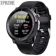 Ipbzhe Smart Watch Men Waterproof IP68 Sport Smartwatch Android Reloj Inteligente 2021 Smart Watch F