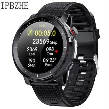 Ipbzhe Smart Watch Men Waterproof IP68 Sport Smartwatch Android Reloj Inteligente 2021 Smart Watch For Men Women Huawei Xiaomi