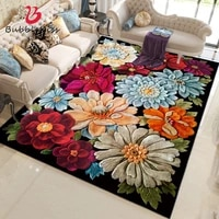 bubble kiss flower carpets for living room bedroom rugs home decor soft floor mat polyester easy clean salon decoration carpets