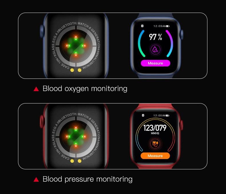 "Hb448c65dcd7c45d39dbae9402d132e58U 2021 IWO 13 MAX Smart Watch T500+ plus 1.75""HD Bluetooth Calls Custom Wallpaper Heart Rate Monitor Sport Smartwatch PK W46 W26"