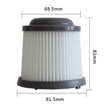 Фильтр HEPA для пылесоса, запасные части для Black & Decker PVF110 PHV1210 PHV1210P PHV1210B L29K