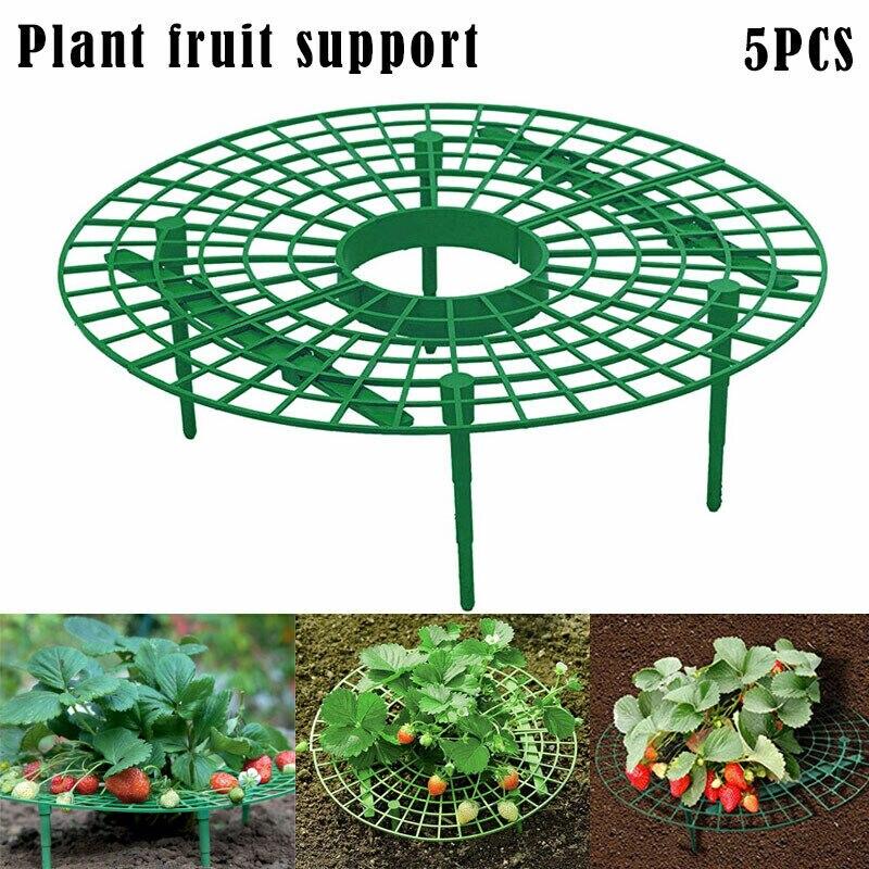 Estante para balcón verdura, soporte para frutas, soporte para plantas, soporte para cultivo de fresas, estante de protección para fresas