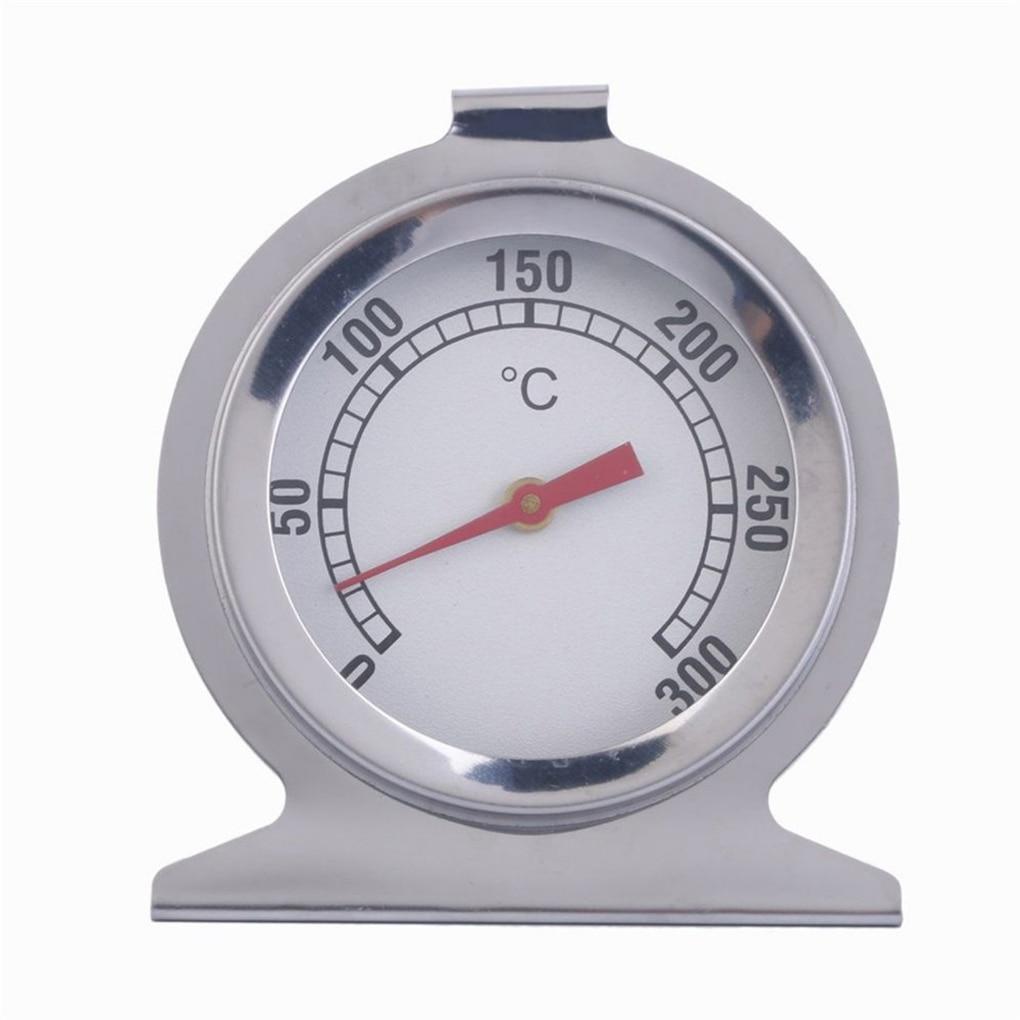 Термометр из нержавеющей стали для духовки, мини-термометр для приготовления пищи на гриле, для дома, кухни