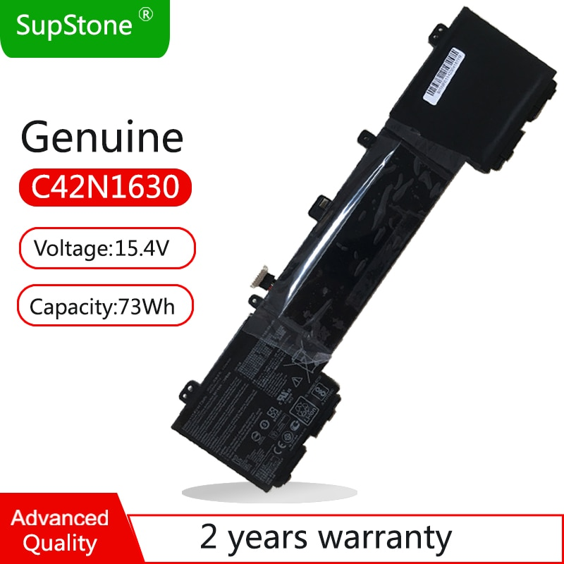 SupStone جديد الأصلي C42N1630 C42PHCH بطارية كمبيوتر محمول ل Asus Zenbook برو UX550 UX550VD UX550VE UX550VE-1A UX550VE-BN013T XH71