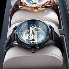 Binkada  2021New pattern Designer  LuxuryMechanical Wristwatch Superior Quality Stainless Steel GMT