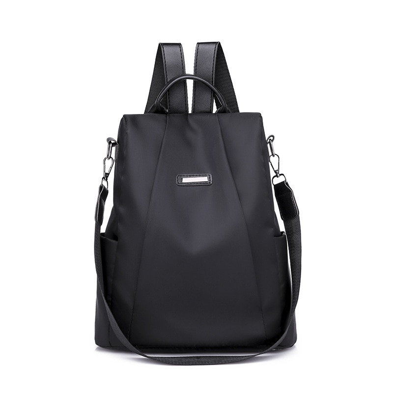 New Fashion Casual Oxford Outdoor Camping Hiking Backpacks Women Anti-theft Backpack Man Larger Capacity Waterproof Fitness Bag