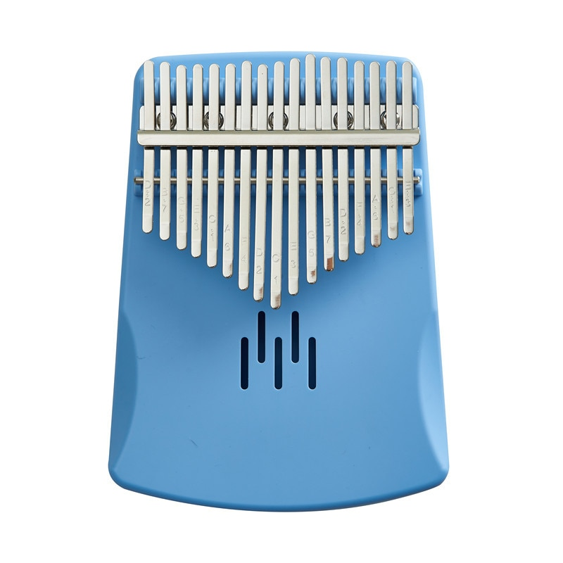 Kalimba 17-key Exclusive Design Abs Kalimba Thumb Pianos Beginner Instrument with Tuner and English Manual enlarge