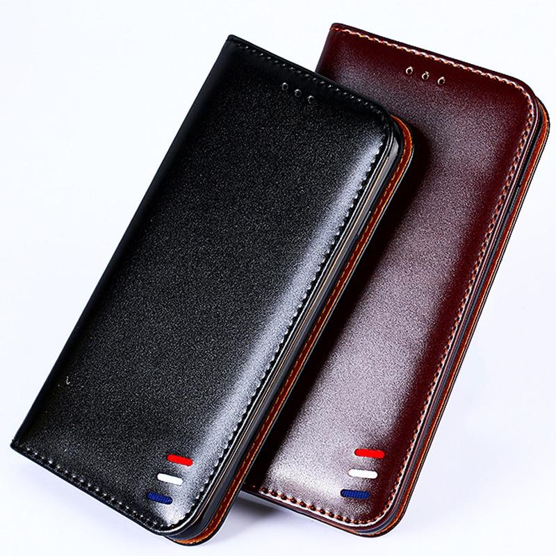 Funda de teléfono de cuero PU suave para Vodafone Smart V10 V8 N8 N9 lite N10 funda de soporte de moda para Vodafone inteligente E8 X9 Cuque