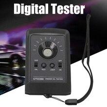 Universal 12V Digital engine oil test Tester Car Diagnostic Tool Auto Diagnotic Scanner Automoblie Engine Oil Quality Detector