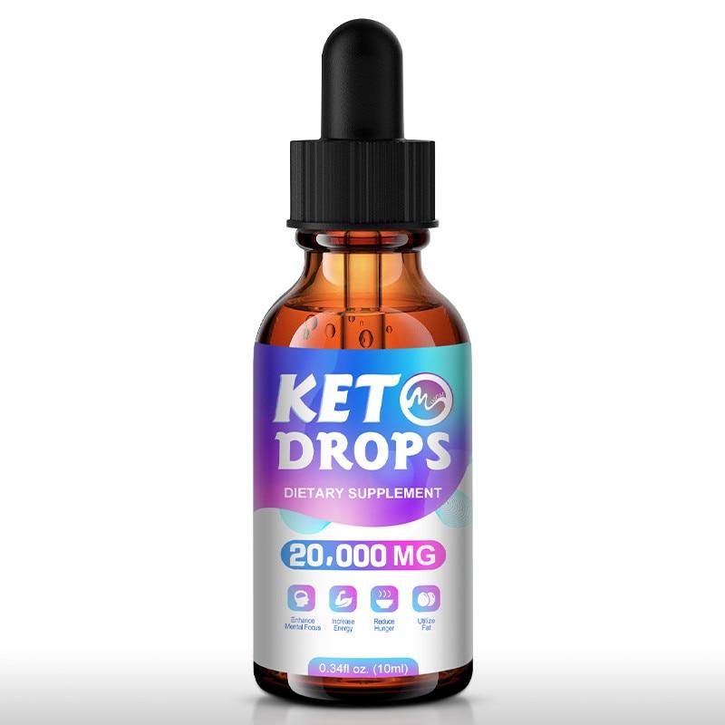 Minch BHB Keto Drops Fat Burner Formula To Boost Metabolism Keto Diet Drops Weight Loss Ketogenic Su