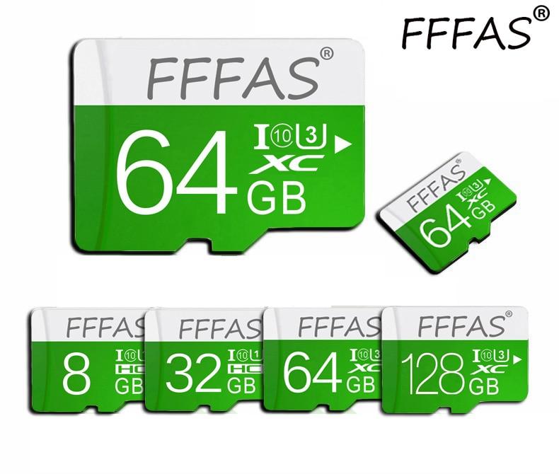 100% Real Capacity Micro SD Card 8GB 16GB 32GB 64GB 128GB High speed Class 10 Mini SD Card Memory SD