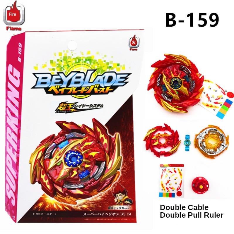 TAKARA TOMY Gyro Beyblade Burst Destroy War Spirit Fifth Generation Super King B-159 Metal Fusion Arena Toys for Children