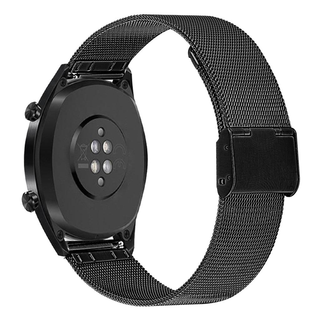 2020 correa de reloj de moda ajustable de impresión suave para Huawei Watch GT Active 46mm Honor Magic #40