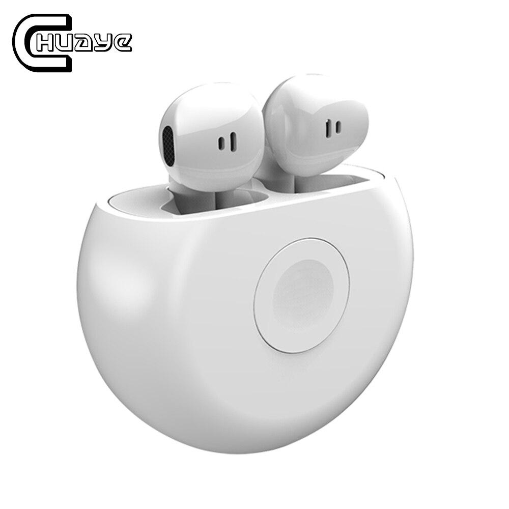 Nuevo auricular E28 TWS Bluetooth 5,0, auriculares inalámbricos con reducción de ruido, auriculares estéreo deportivos con micrófono para todos los teléfonos inteligentes