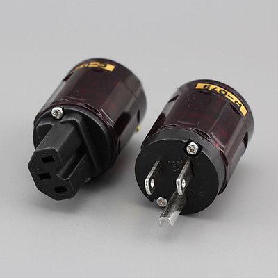 DHL/EMS комплектом 20 шт. высокое качество P-079 и C-079 аудиотехника Мощность разъем IEC Con кв-A8