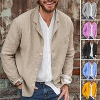 mens jacket jacket solid color shirt spring and autumn thin jacket men 2021 new fashion outdoor clothing casual street wear