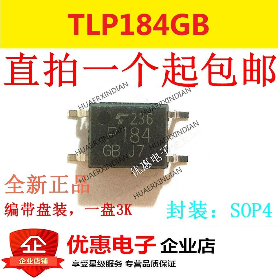 10 Stuks/partij TLP184GB TLP184 P184 Sop-4 Nieuwe Originele