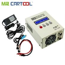 Тестер емкости аккумуляторов 30 в 85 Вт, тестер емкости литиевых/свинцово кислотных аккумуляторов, Электронная загрузка, контроль по для ПК