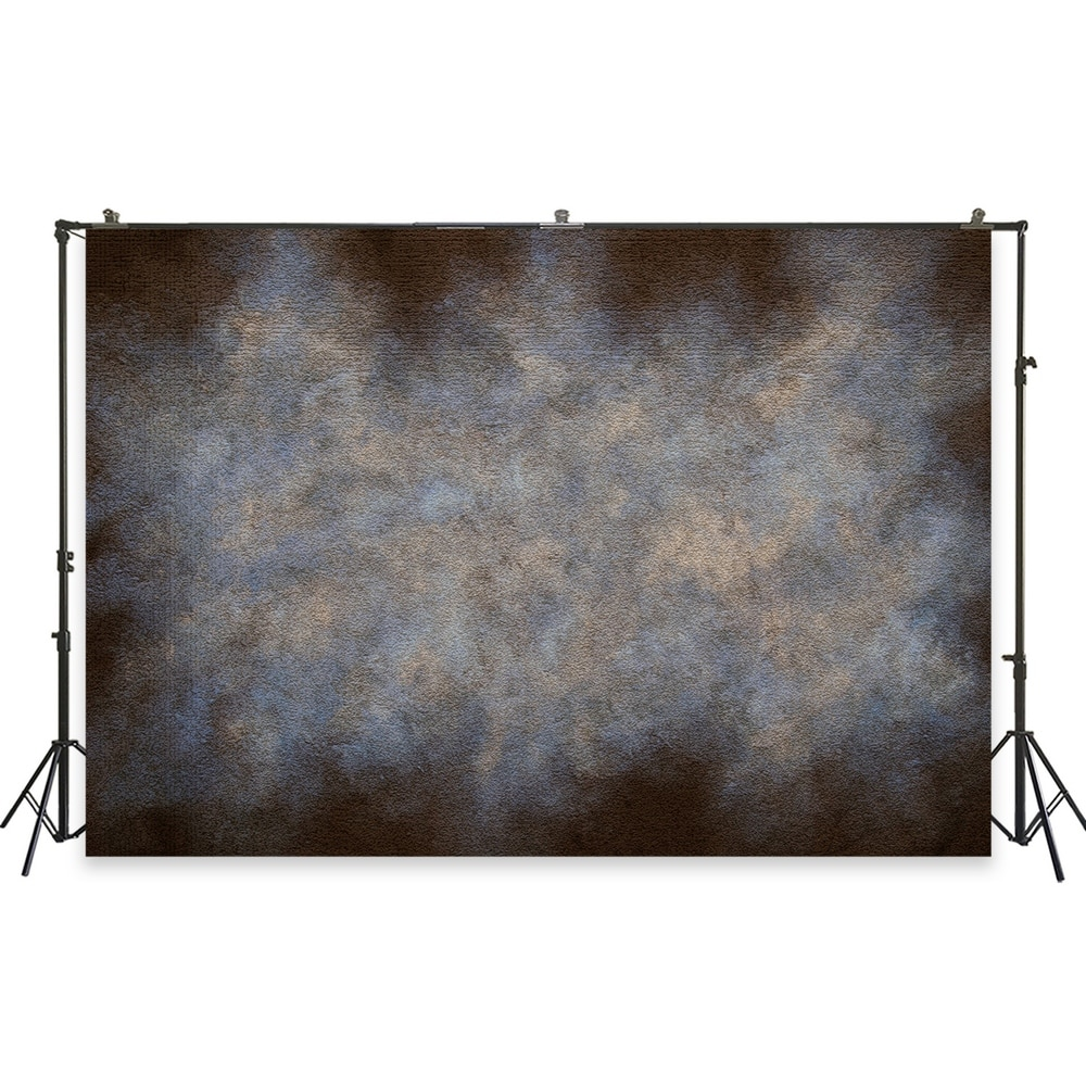 HUAYI Photography Backdrops Grunge Texture Solid Marble Wall Newborn Studio Portrait Photoshoot Background Photo Backdrop W-6452