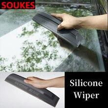 Щетка для мытья заднего лобового стекла автомобиля для Mitsubishi Lancer 10 ASX Pajero X Ford Focus 2 3 Fiesta Citroen C4 C5 C3