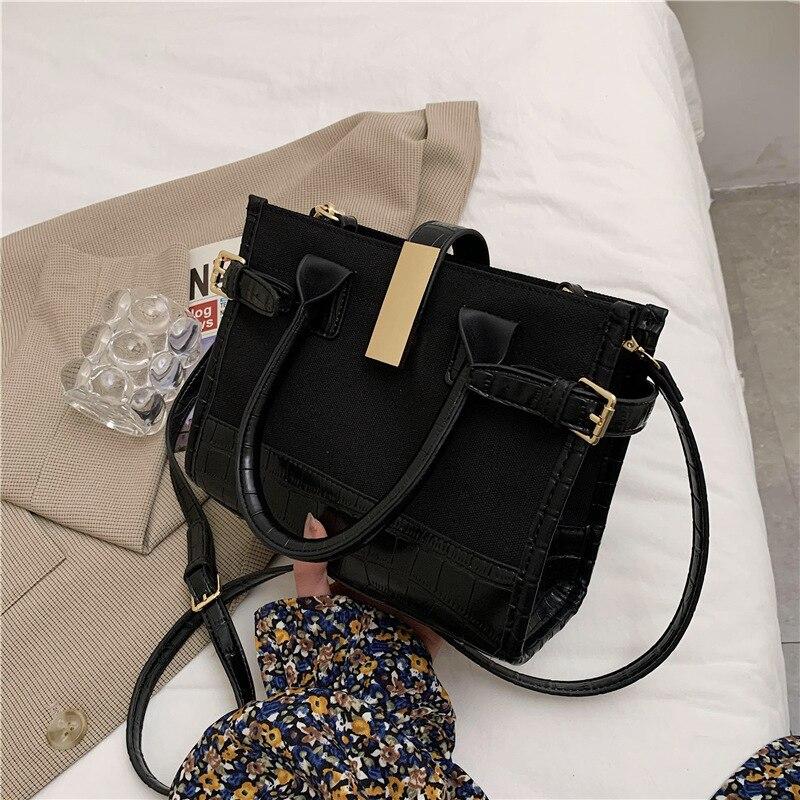 2021 европейские и американские вместительные сумки в новом стиле, женские сумки в западном стиле, модные сумки-мессенджеры через плечо