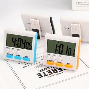 Cute Student Learning Hour Meter Creative Simple Children Alarm Clock Training Exam Kawaii Supplies Back To Shcool