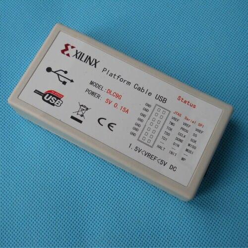 Xilinx Платформа USB кабель для загрузки Jtag программатор для FPGA CPLD ISE
