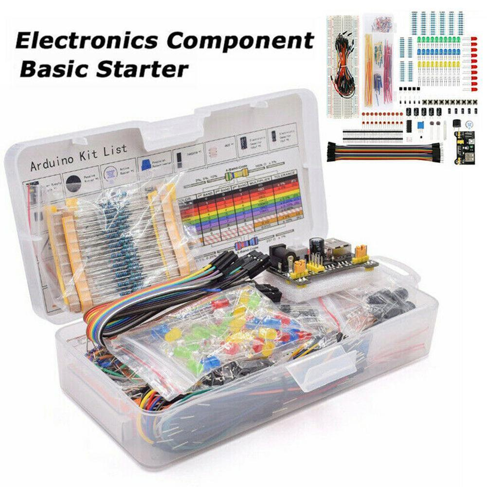 2021 The Most cost-effective DIY Project Starter Electronic IDE CH340 With with Tutorial R3 DIY Compatible Kit P0E9 enlarge