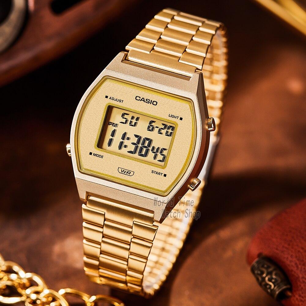 Casio watch Gold men set brand luxury LED digital Waterproof Quartz men watch Sport military Watch Relogio Masculino enlarge