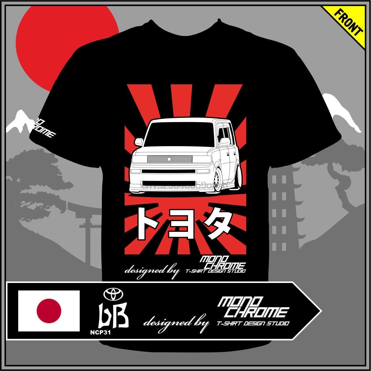 Camiseta Toyota bB NCP31