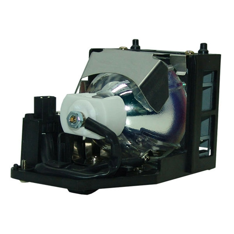 Bombilla AN-XR20LP para proyector con carcasa Compatible con XG-MB50X/XR-105 AN-XR10LP/AN-100LP