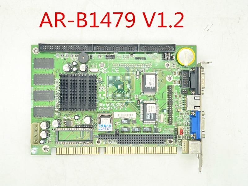 AR-B1479 V1.2 نصف طويلة بطاقة ISA اللوحة