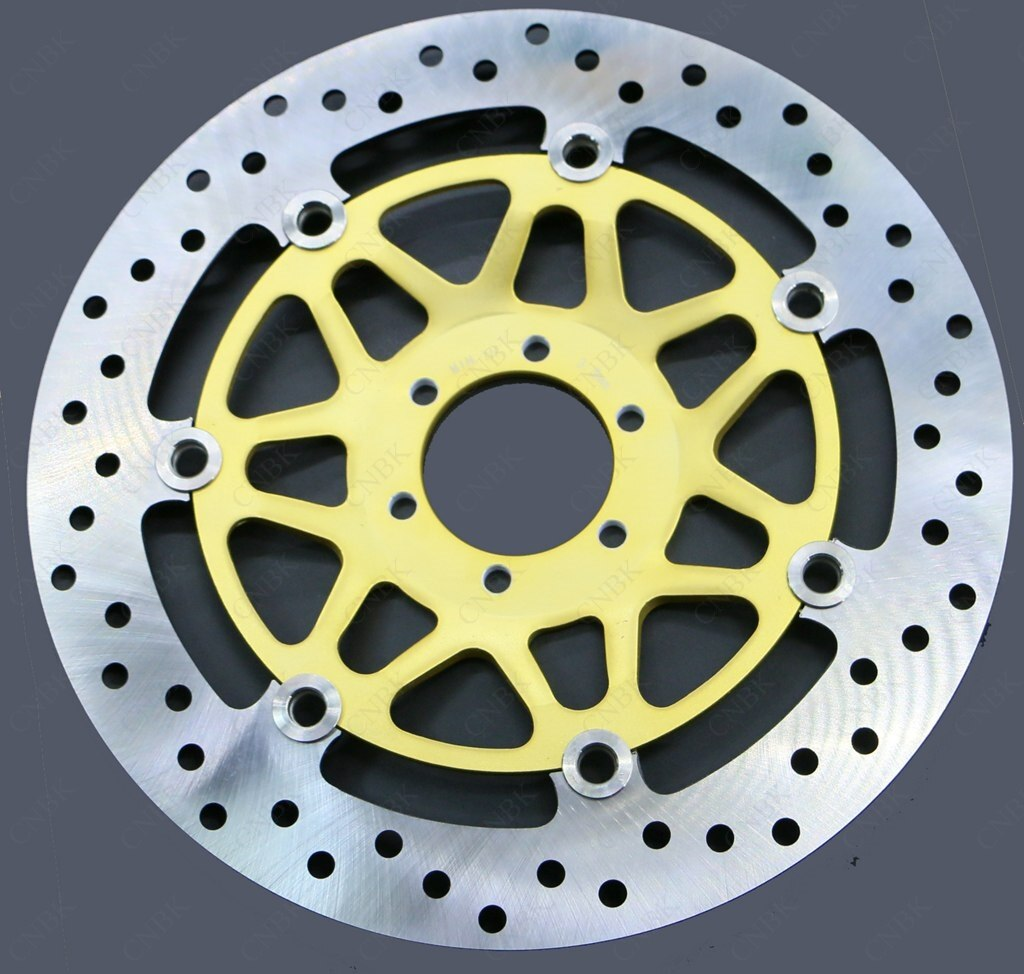 Rotor de freno de disco delantero para HONDA Rs 125 Gp 1991-2005, Rs125 91 05 92 93 94 95 96 97 98 99 00 01 02 04 1992 1993 1994 1995 19