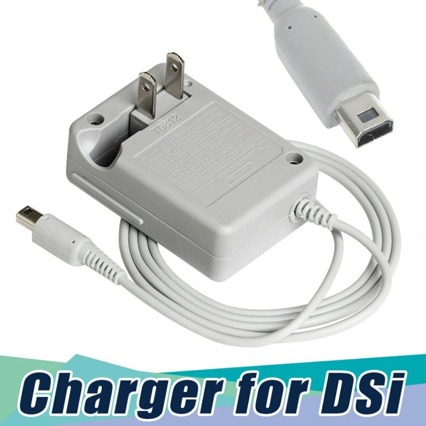 AC casa pared cargador de viaje adaptador para Nintendo 3DS DSi NDSi...