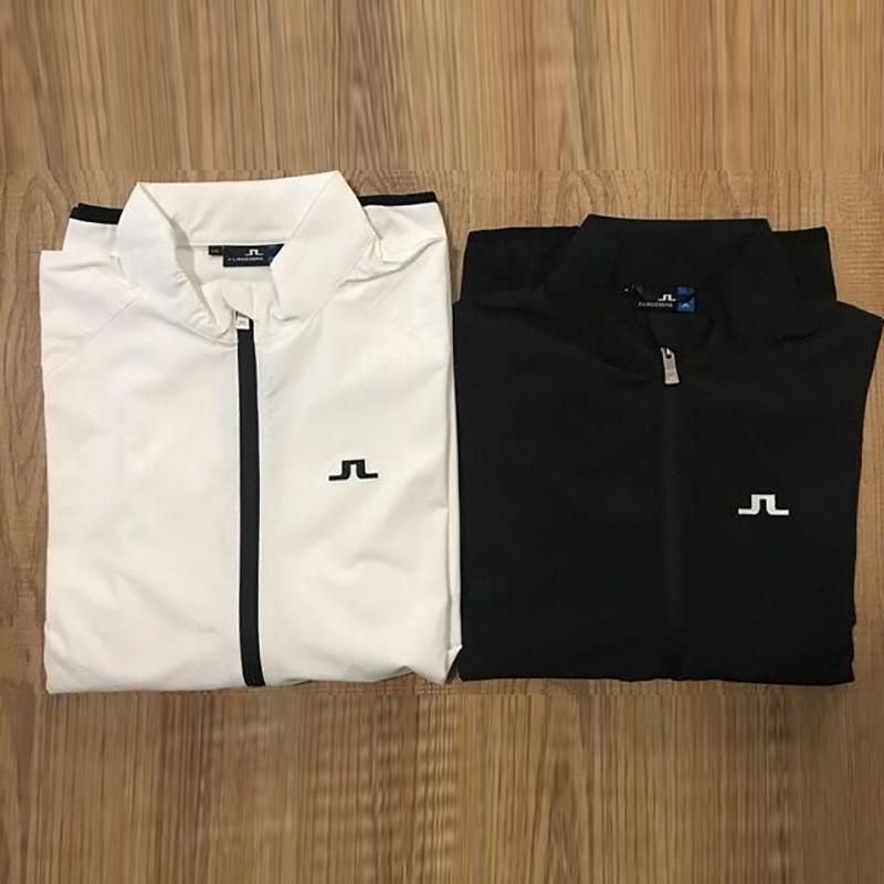 Golf Clothes Men's Windbreaker Coat Waterproof Jacket