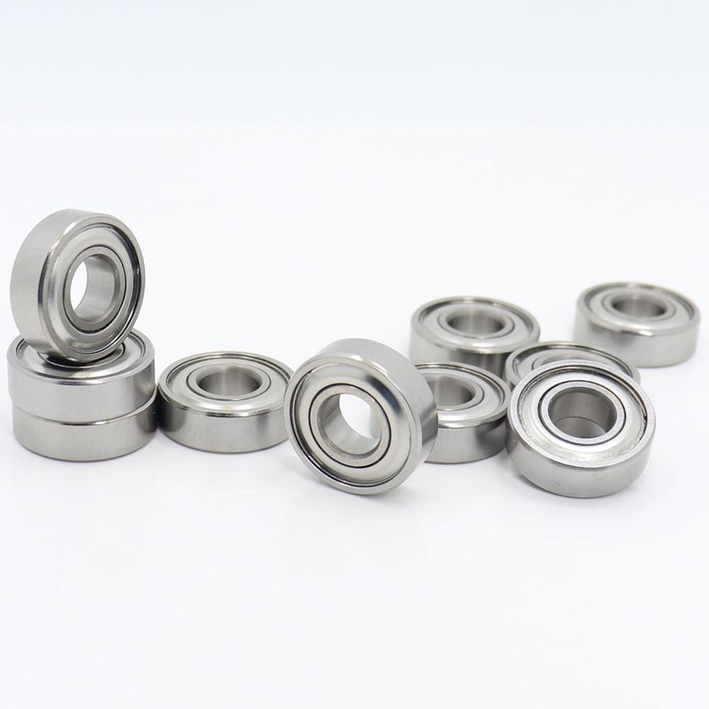 S698ZZ Bearing 8*19*6 mm ( 10PCS ) ABEC-1 440C Roller Stainless Steel S698Z S698 Z ZZ Ball Bearings