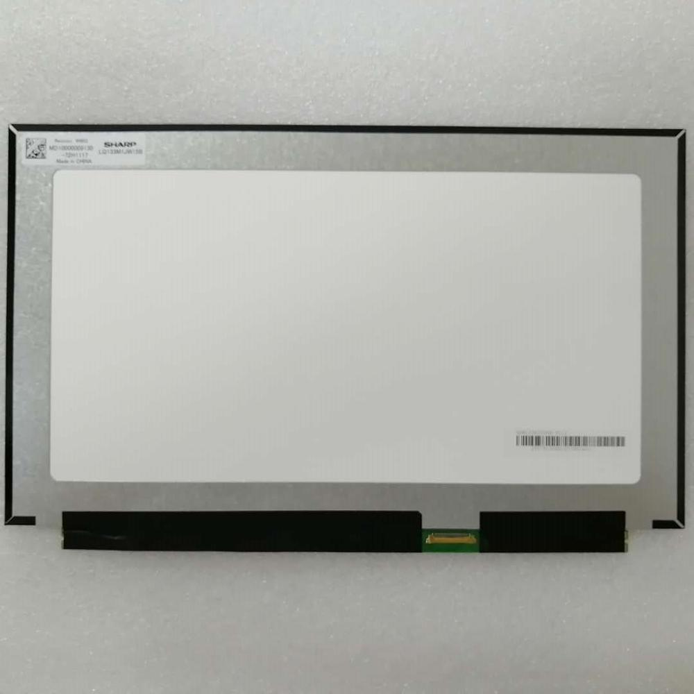 "13,3 ""LP133WF4 SPB1 N133HCE-GP1 NV133FHM-N61 LQ133M1JW15 parágrafo Lenovo Ideapad 710S-13IKB 13ISK 30PIN pantalla LCD EDP FHD"