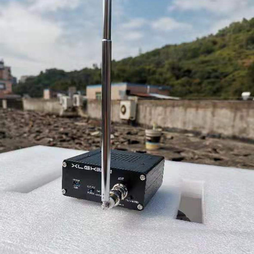 تجميعها SI4732 جميع الفرقة راديو استقبال FM AM (MW & SW) SSB (LSB & USB) المدمج في هوائي البطارية
