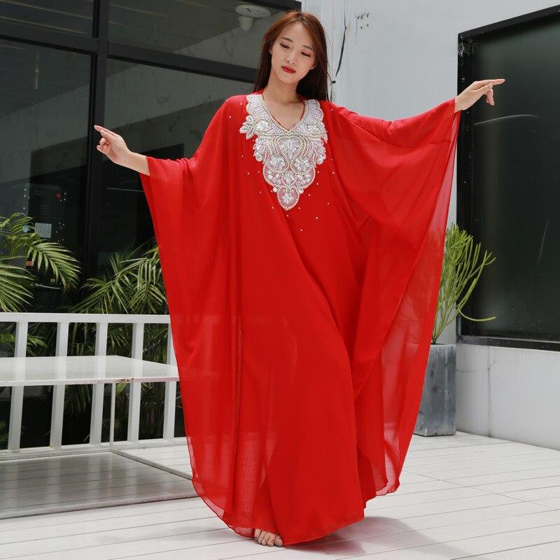 Robe de danse Harley Jilin Robe indienne saris robes pakistanaises pour femme femmes Kurta en inde Roupa Indiana